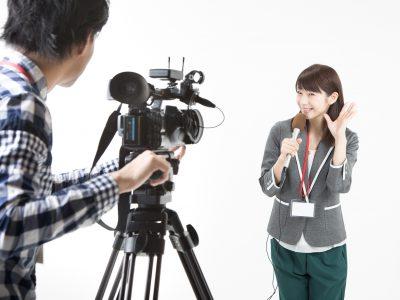 テレビ局のお仕事のひとつ、記者の概要と年収