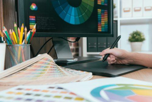 マスコミ業界で活躍できる!グラフィックデザインに関する職業まとめ