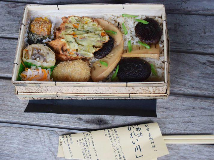 旬の野菜・ご当地グルメが気軽に楽しめる。九州駅弁特集