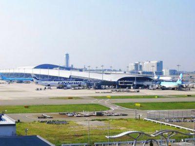 関西国際空港の歴史と施設情報