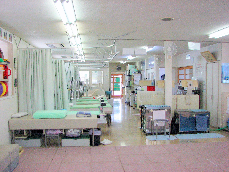 治療室・トレーニングスペース