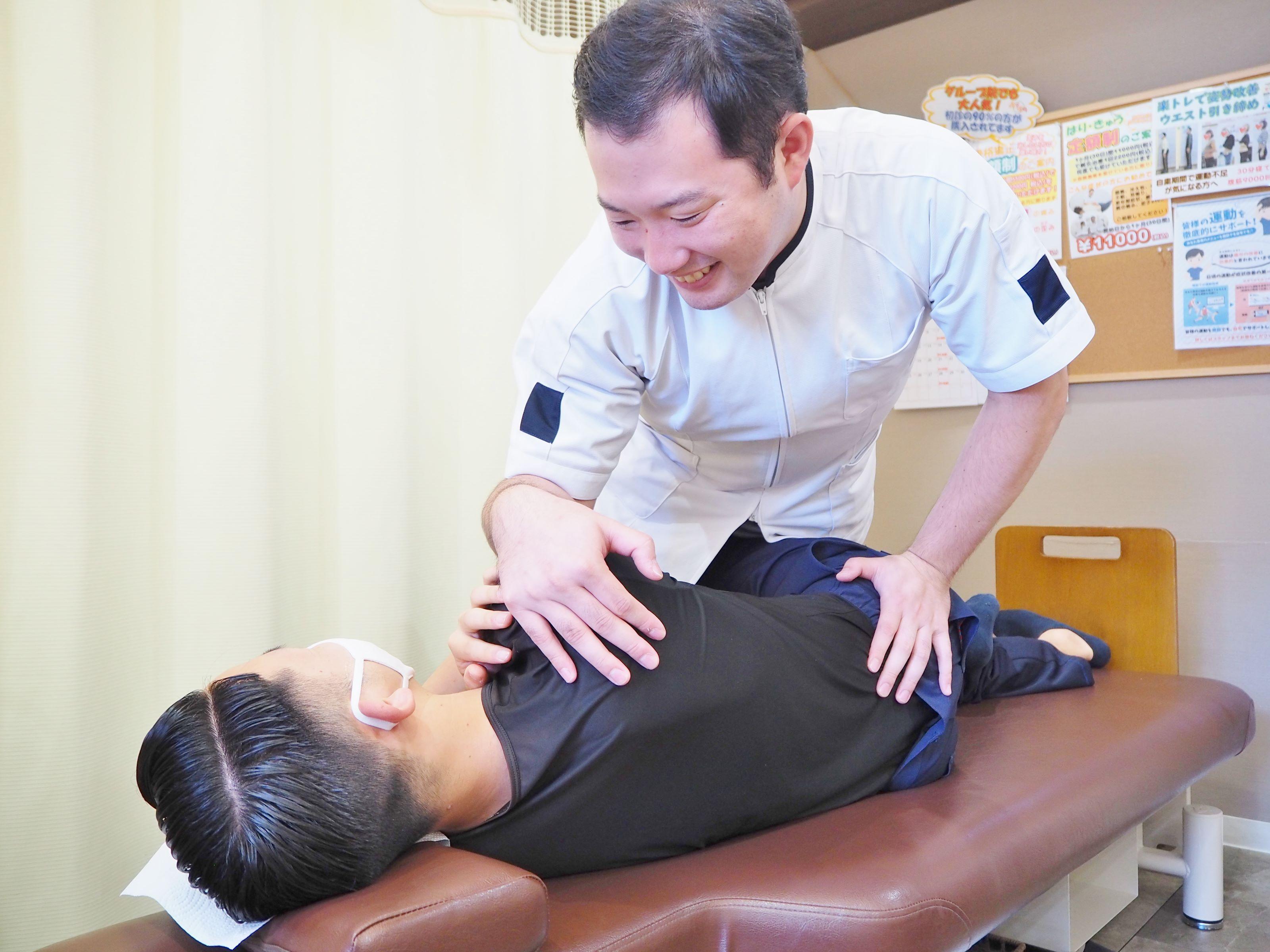 構造医学が開発した負担の少ない椅子