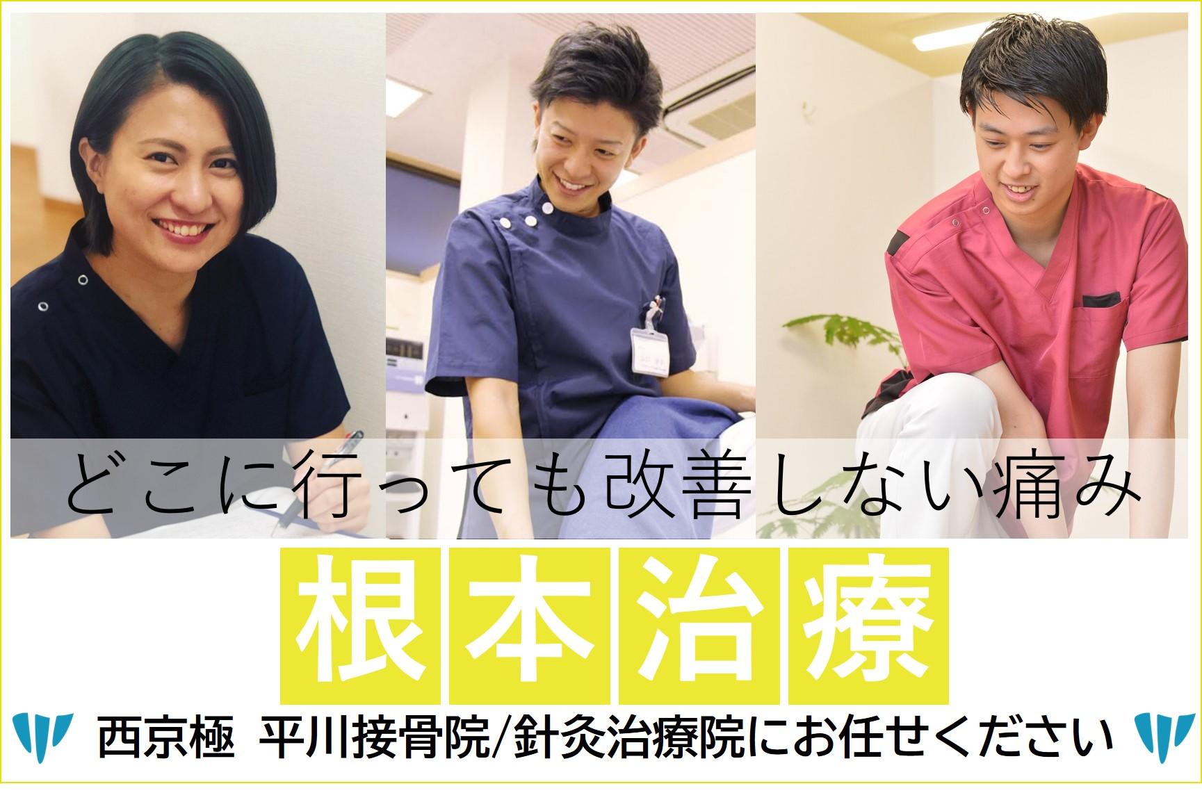 西京極 平川接骨院/針灸治療院
