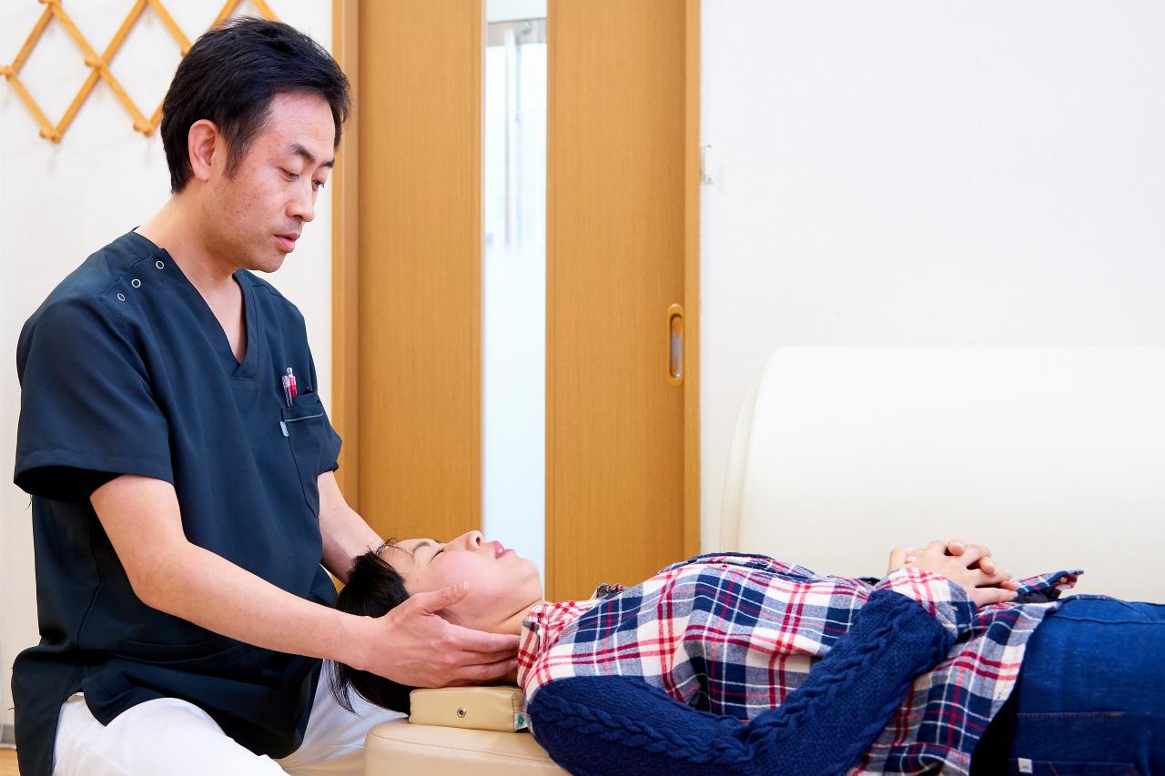 自律神経調整の施術も可能です。
