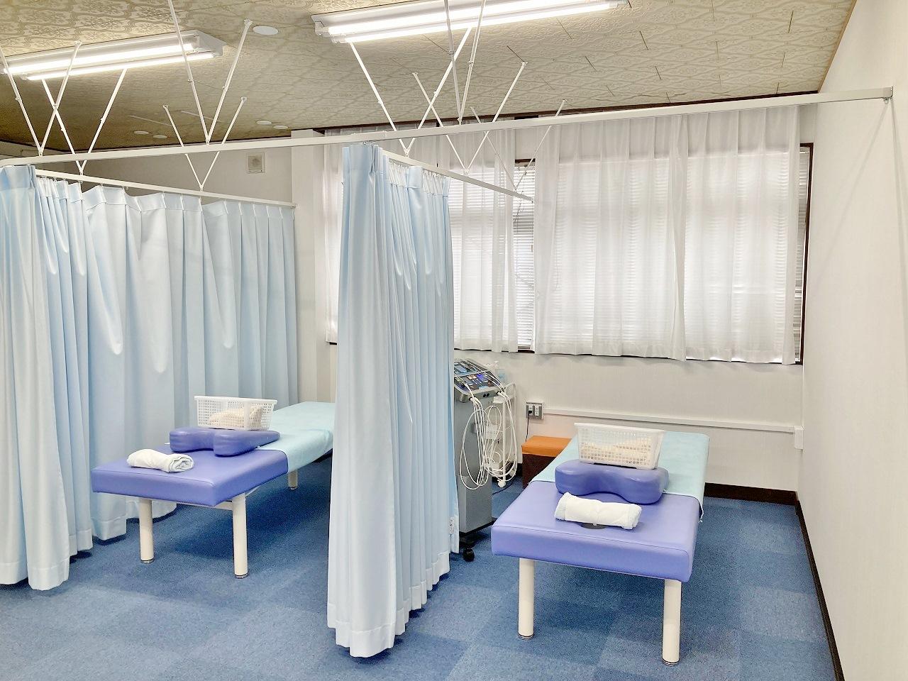 施術スペース