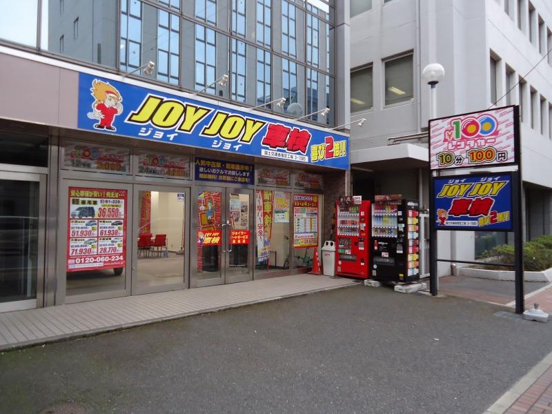 100円レンタカー 船橋店