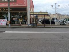 「深草西浦町」バス停留所