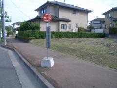 「赤坂一丁目東」バス停留所