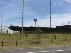 龍ケ崎市野球場(たつのこスタジアム)