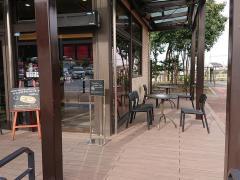 スターバックスコーヒー 上里サービスエリア(上り線)店_施設外観