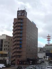 ホテル・アルファーワン秋田