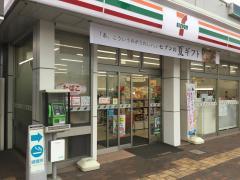 セブンイレブン 八潮PA店_施設外観