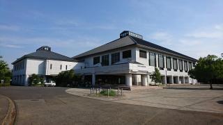 岩槻文化公園体育館
