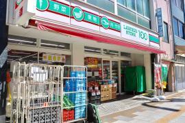 ローソンストア100浅草通り店