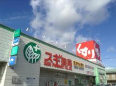 スギ薬局鏡島店
