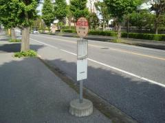 「ライブフロント市原たつみ台前」バス停留所