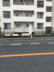 「林崎」バス停留所