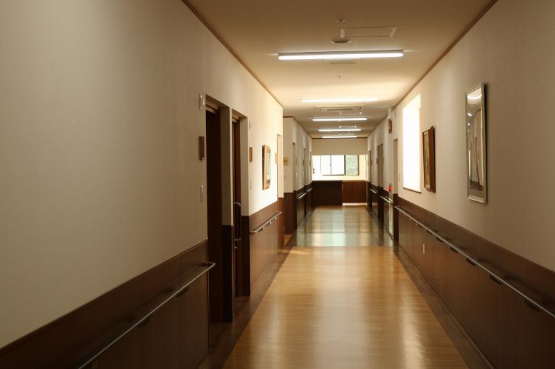 お部屋前廊下