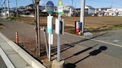 「金古児童館前」バス停留所