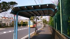「南海橋南」バス停留所
