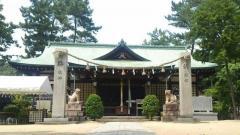 江坂神社(素盞嗚尊神社)