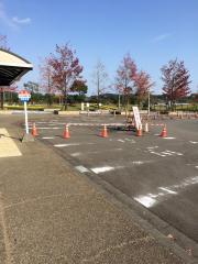 「生目の杜運動公園」バス停留所
