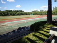 東京都立秋留台公園陸上競技場