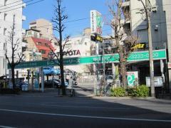 トヨタレンタリース東京神保町店