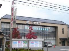 京都銀行太秦安井支店_建物全景