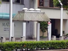 「本町角」バス停留所