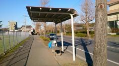「望洋高校入口」バス停留所
