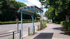 「中央公園(大田区)」バス停留所