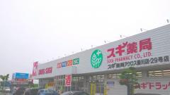 スギ薬局アクロス豊川店