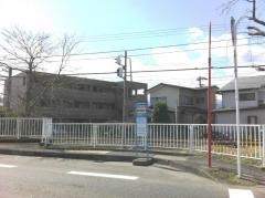 「蓮正寺駐在所前」バス停留所