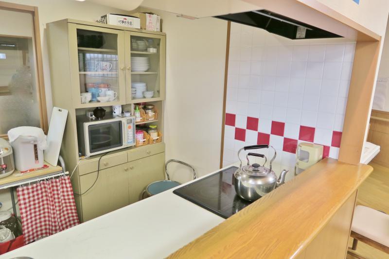 食堂キッチン