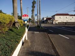 「ANA ホリデイ・イン リゾート宮崎」バス停留所