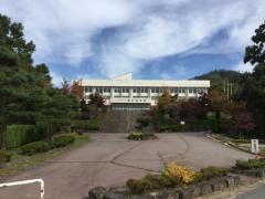 上田自然運動公園総合体育館