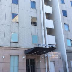 スーパーホテル千葉駅前