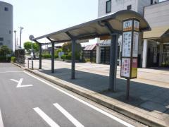 「姉ケ崎駅東口」バス停留所