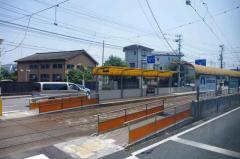 桟橋車庫前駅