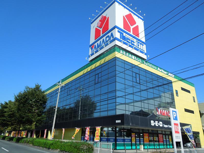 ヤマダ電機 テックランド新座店