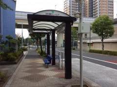 「小松川健康サポートセンター前」バス停留所