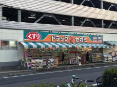ドラッグセガミ東川口店