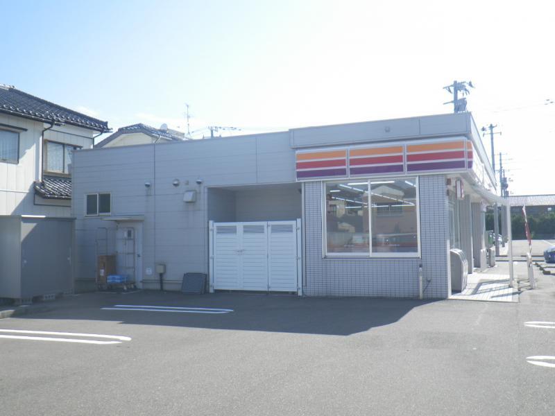 サークルK新潟西白根店(新潟市...