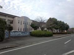 力合中学校