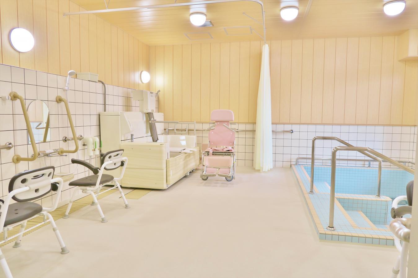 さわやかひがしおおさか館 大浴場
