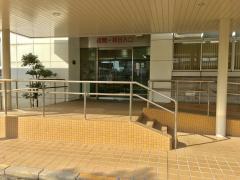 「がんセンター」バス停留所