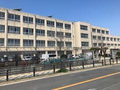 浅香山中学校