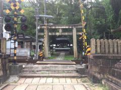 関蝉丸神社下社