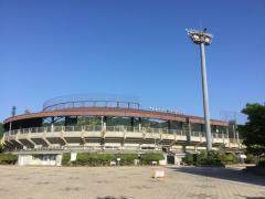 大和郡山市総合公園野球場